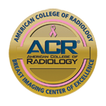 American College of Radiology Badge for Women's Imaging Center of Lakeland, FL